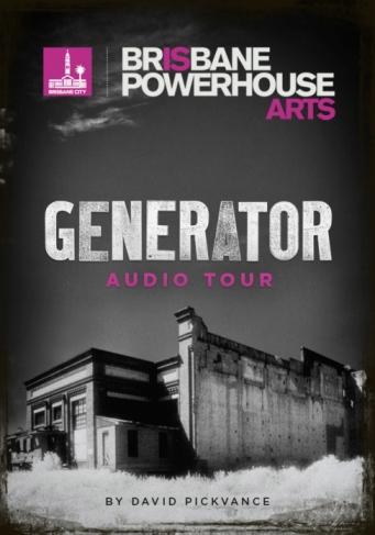 GENERATOR: AUDIO TOUR